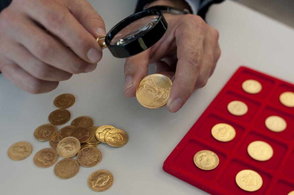 allgemein - Fälschungserkennung: Es ist nicht alles Gold, was glänzt