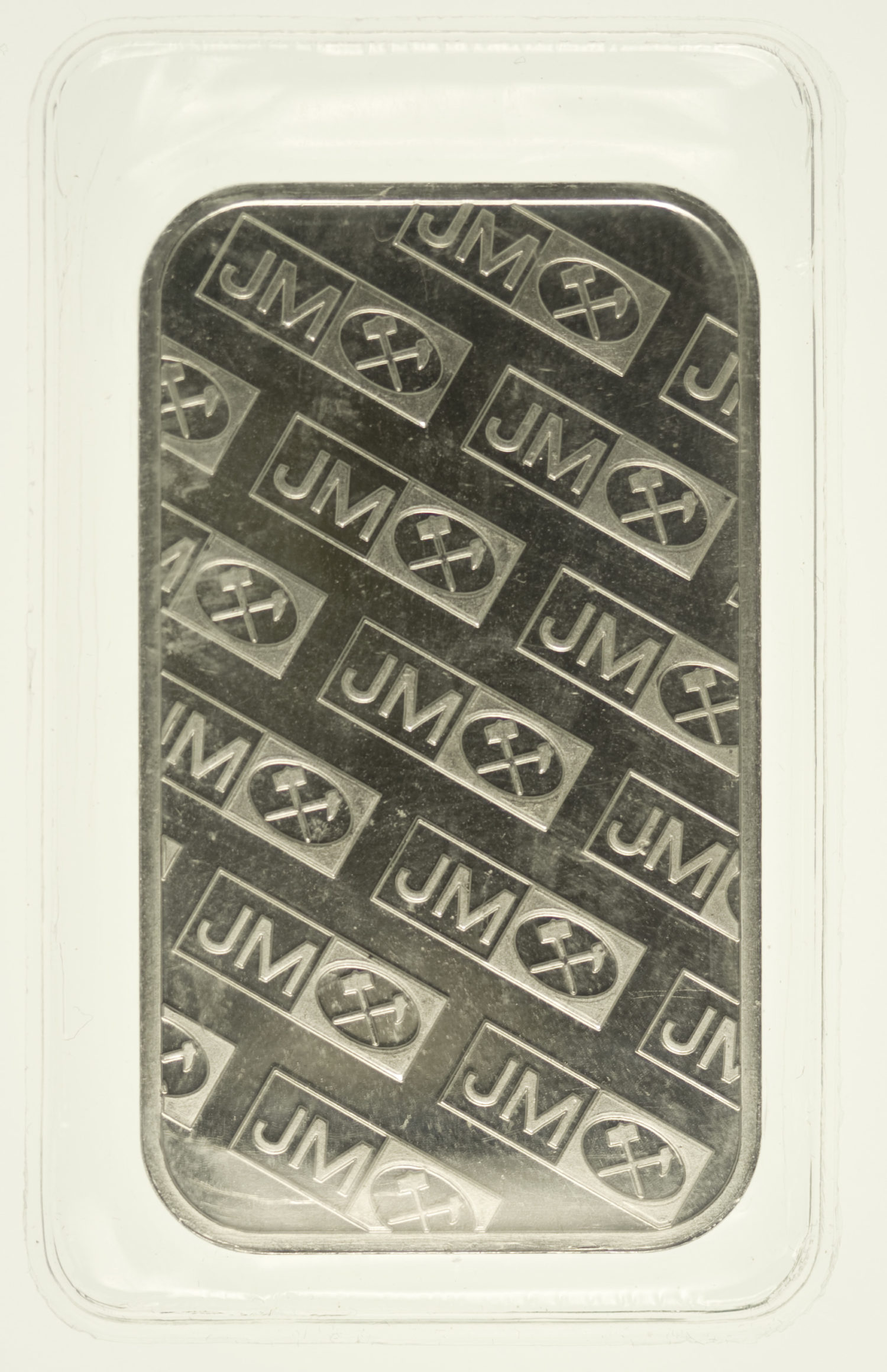 silberbarren - Silberbarren 1 Unze Johnson Matthey