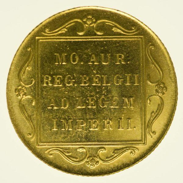 Niederlande Juliana Dukat 1975 Gold 3,44 Gramm fein RAR