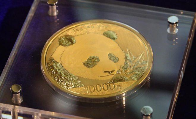 china-panda - China Panda: Bullionmünzen mit Seltenheitswert
