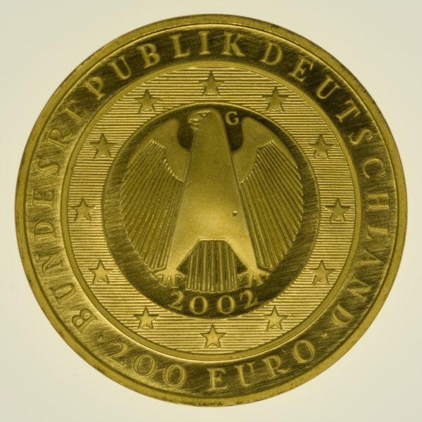 brd - BRD 200 Euro 2002