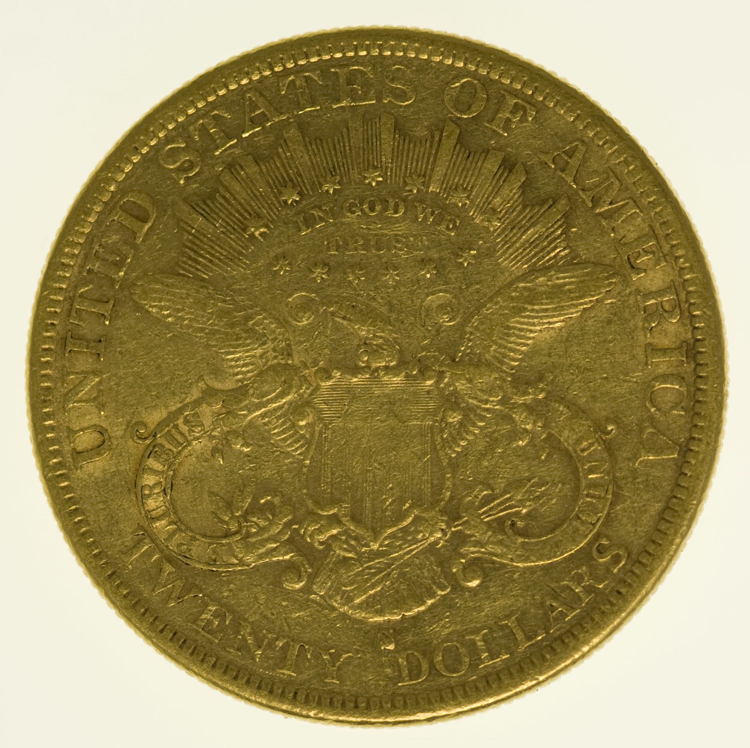 usa - USA 20 Dollars 1878 Liberty / Kopf