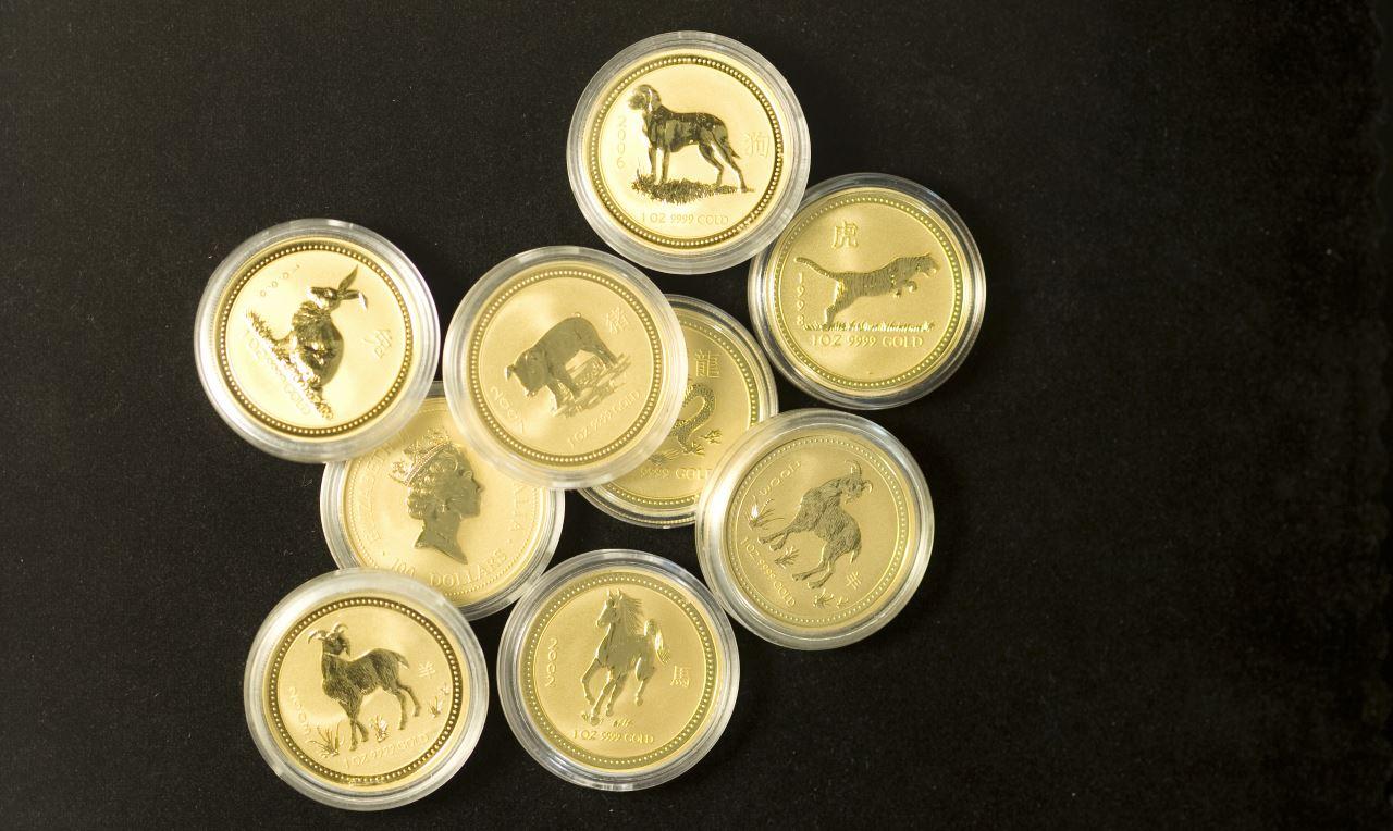 lunare - Lunar-Münzen aus Australien: Moderne Raritäten mit massivem Wertzuwachs