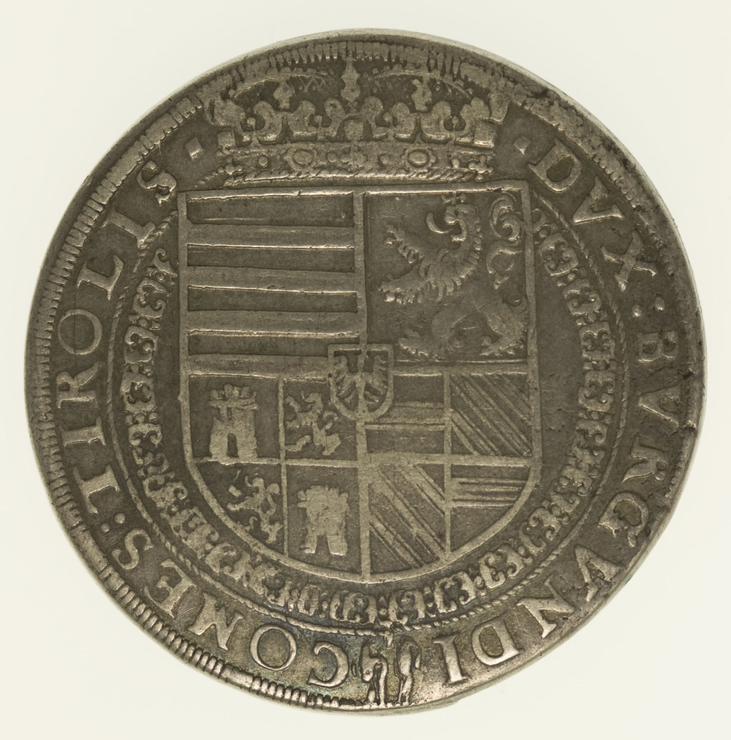 oesterreich-silbermuenzen-uebriges-europa - Tirol Ferdinand Reichstaler o.J.