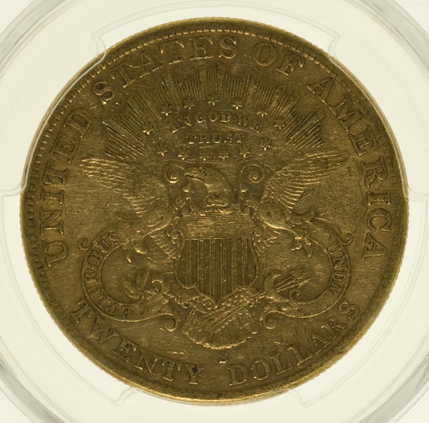 usa - USA 20 Dollars 1905 Liberty / Kopf