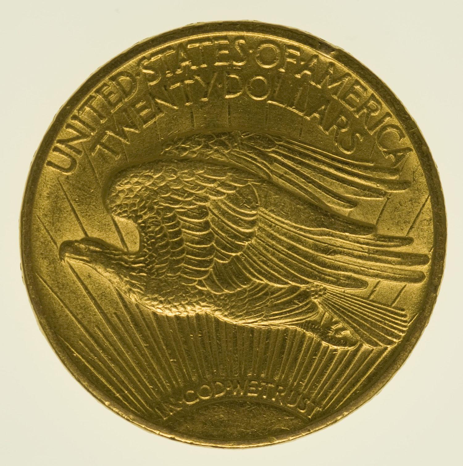 usa - USA 20 Dollars 1910 Statue