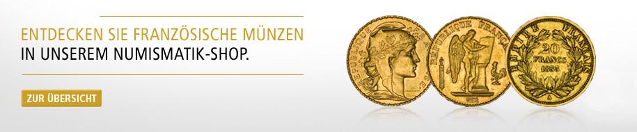 allgemein - Sichern Sie sich historisches Gold zum französischen Nationalfeiertag:
