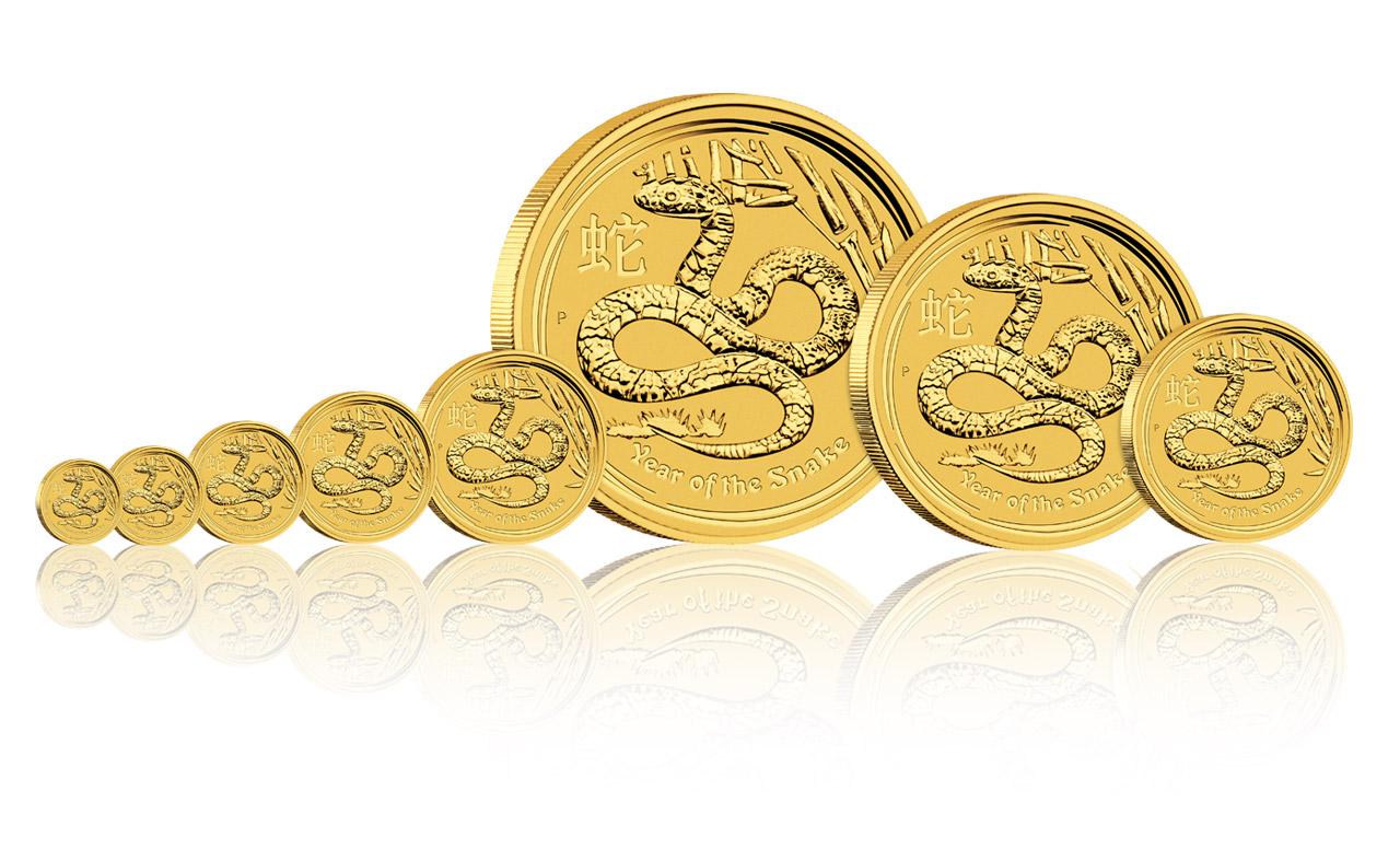 lunare - Entdecken Sie zum Welttag der Schlange die faszinierende Welt der Lunar-Münzen