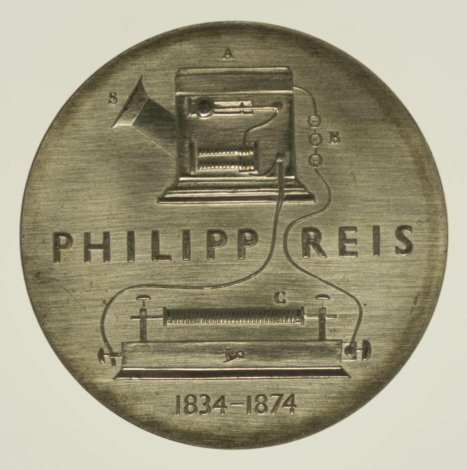 ddr-deutsche-silbermuenzen - DDR 5 Mark 1974 Reis