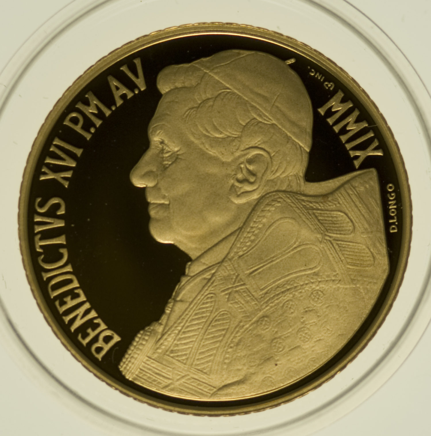 vatikan - Vatikan Benedikt XVI. 20 Euro 2009