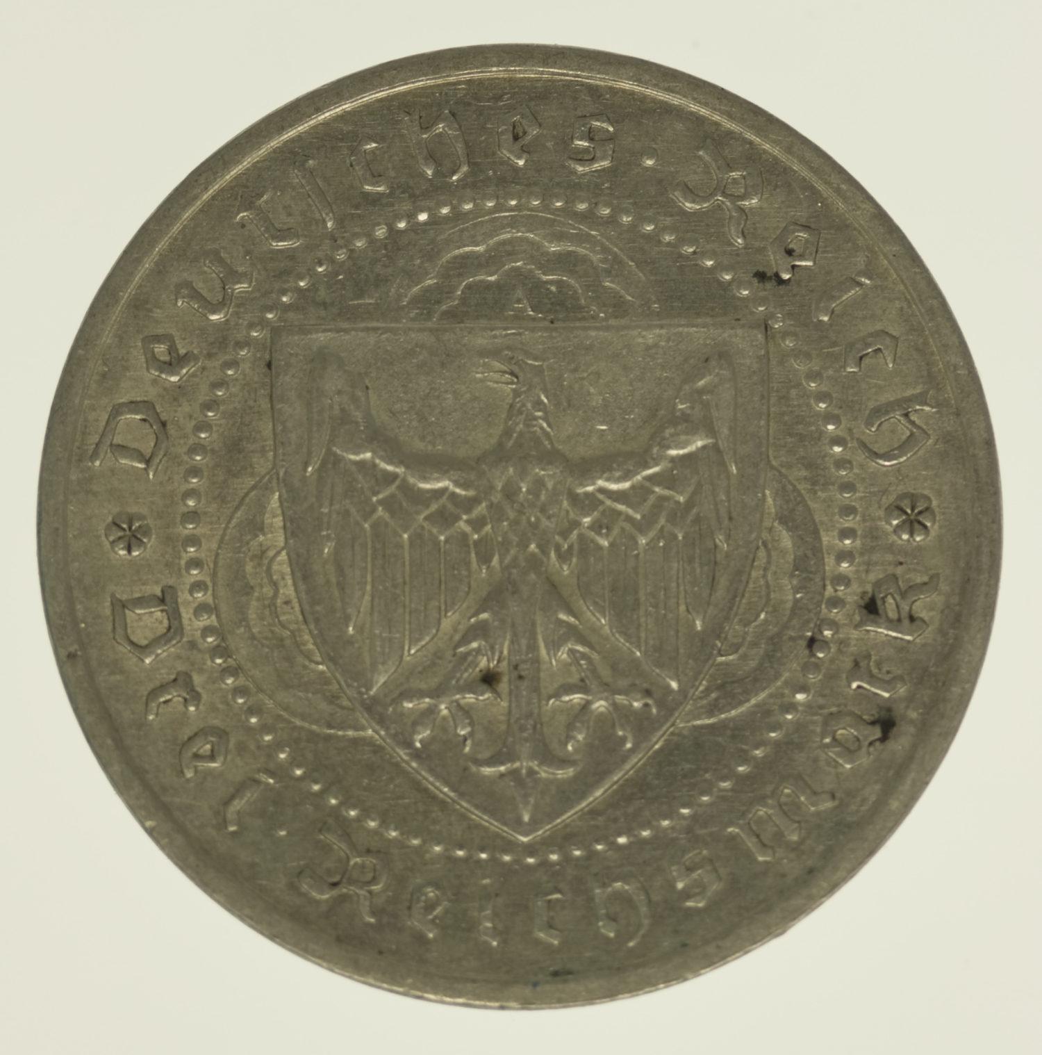 weimarer-republik-deutsche-silbermuenzen - Weimarer Republik 3 Reichsmark 1930 Vogelweide