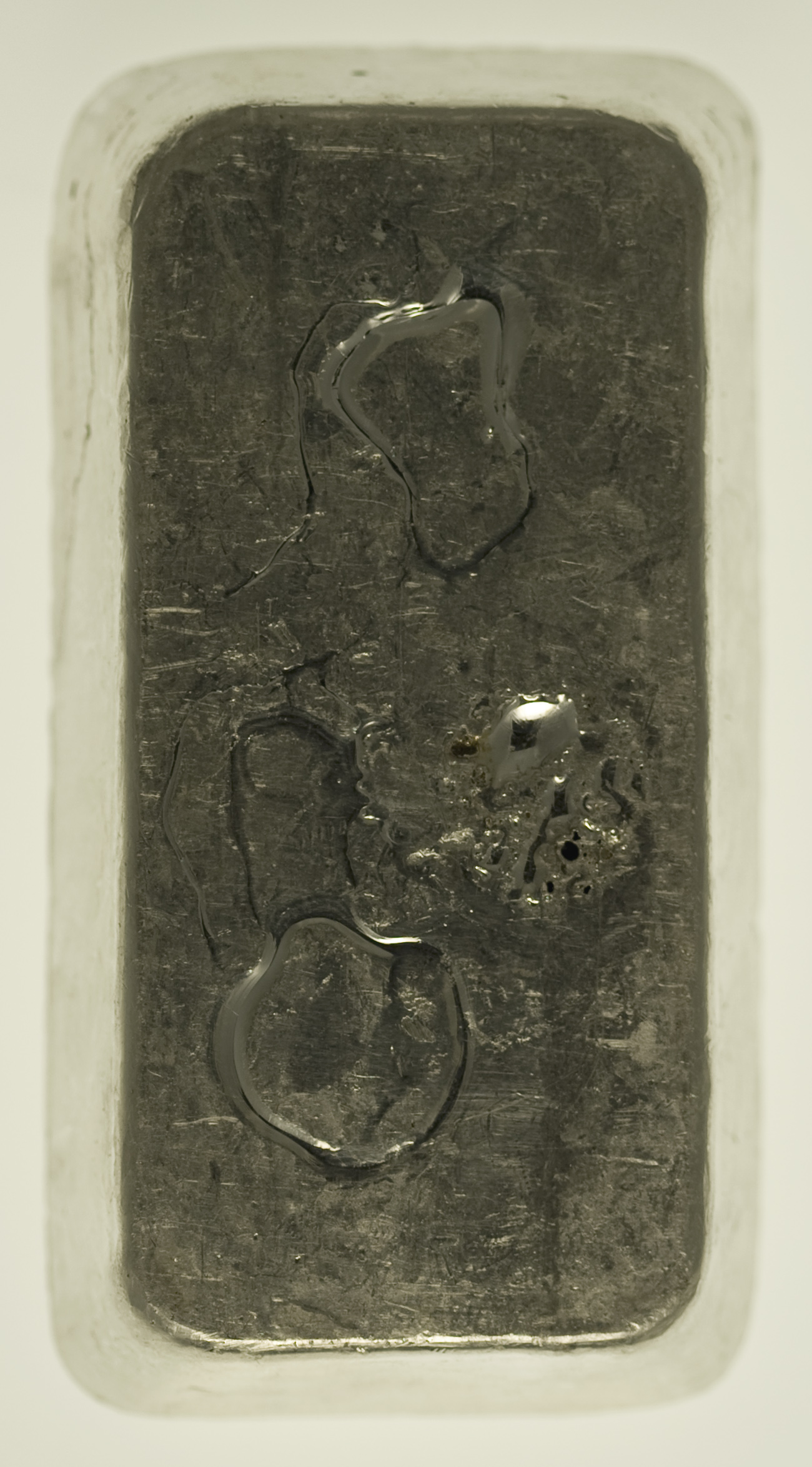 silberbarren - Silberbarren 1 Kilogramm Drijfhout & Zoon NL