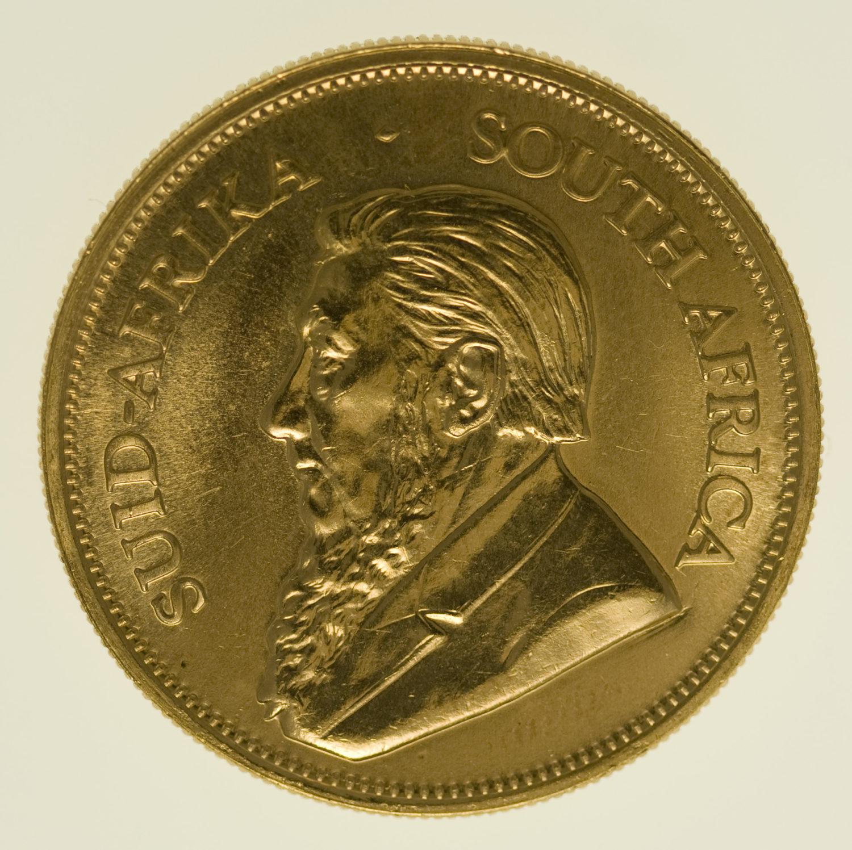 suedafrika - Südafrika Krügerrand 1 Unze 2002