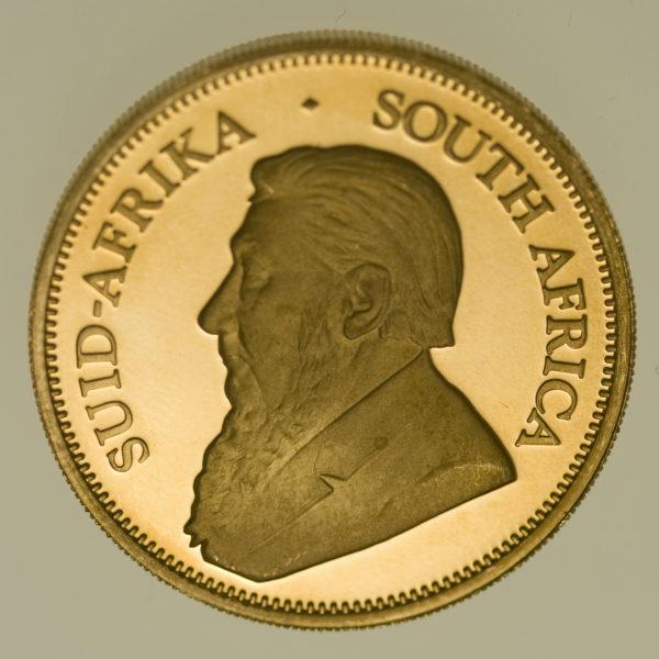 suedafrika - Südafrika Krügerrand 1 Unze 2006 proof