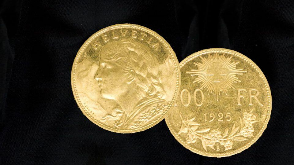 allgemein - Rarität aus der Schweiz: XXL-Variante des Gold-Vreneli bei pro aurum erhältlich