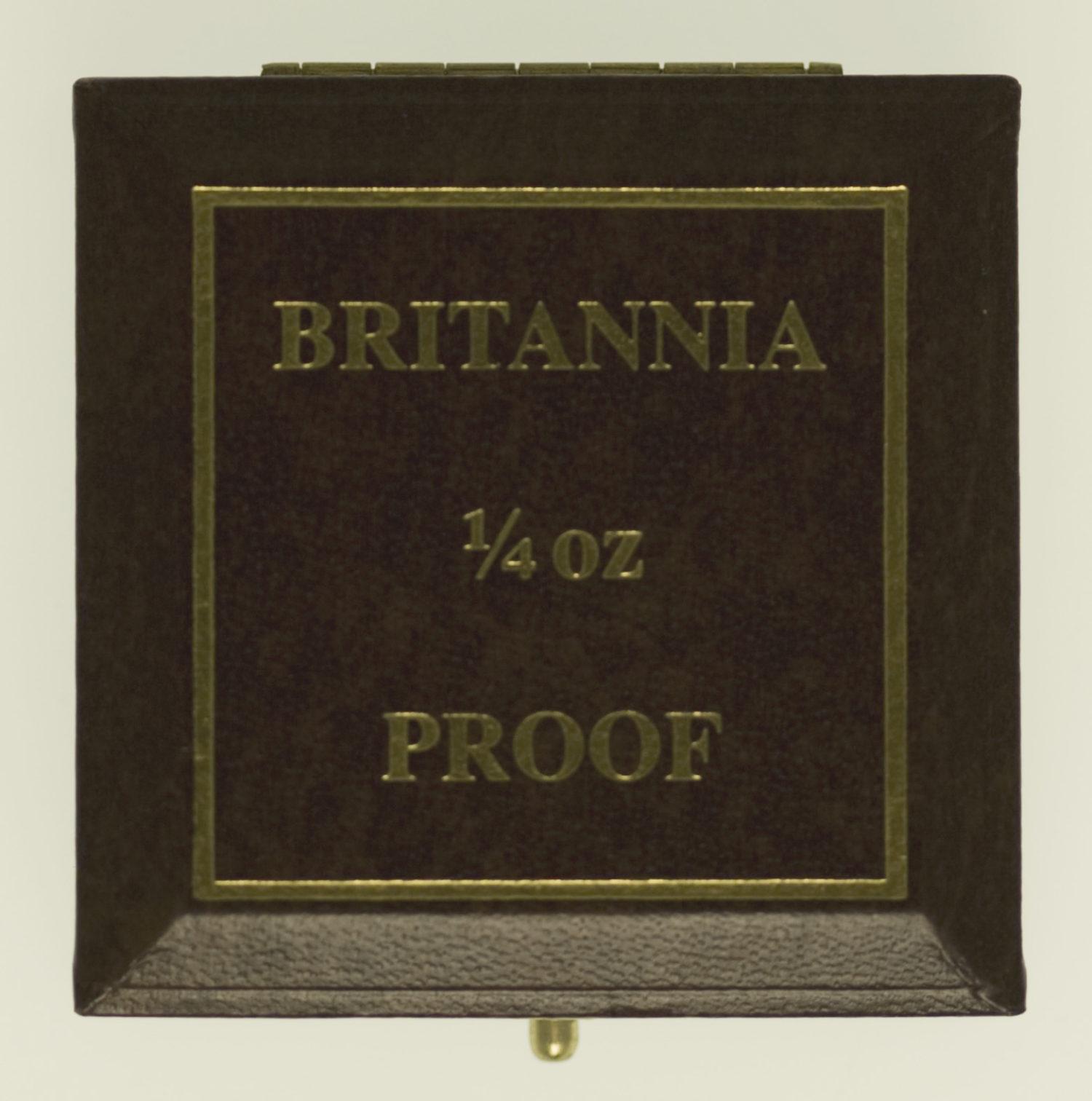 grossbritannien - Großbritannien Elisabeth II. 25 Pounds 2004 Britannia