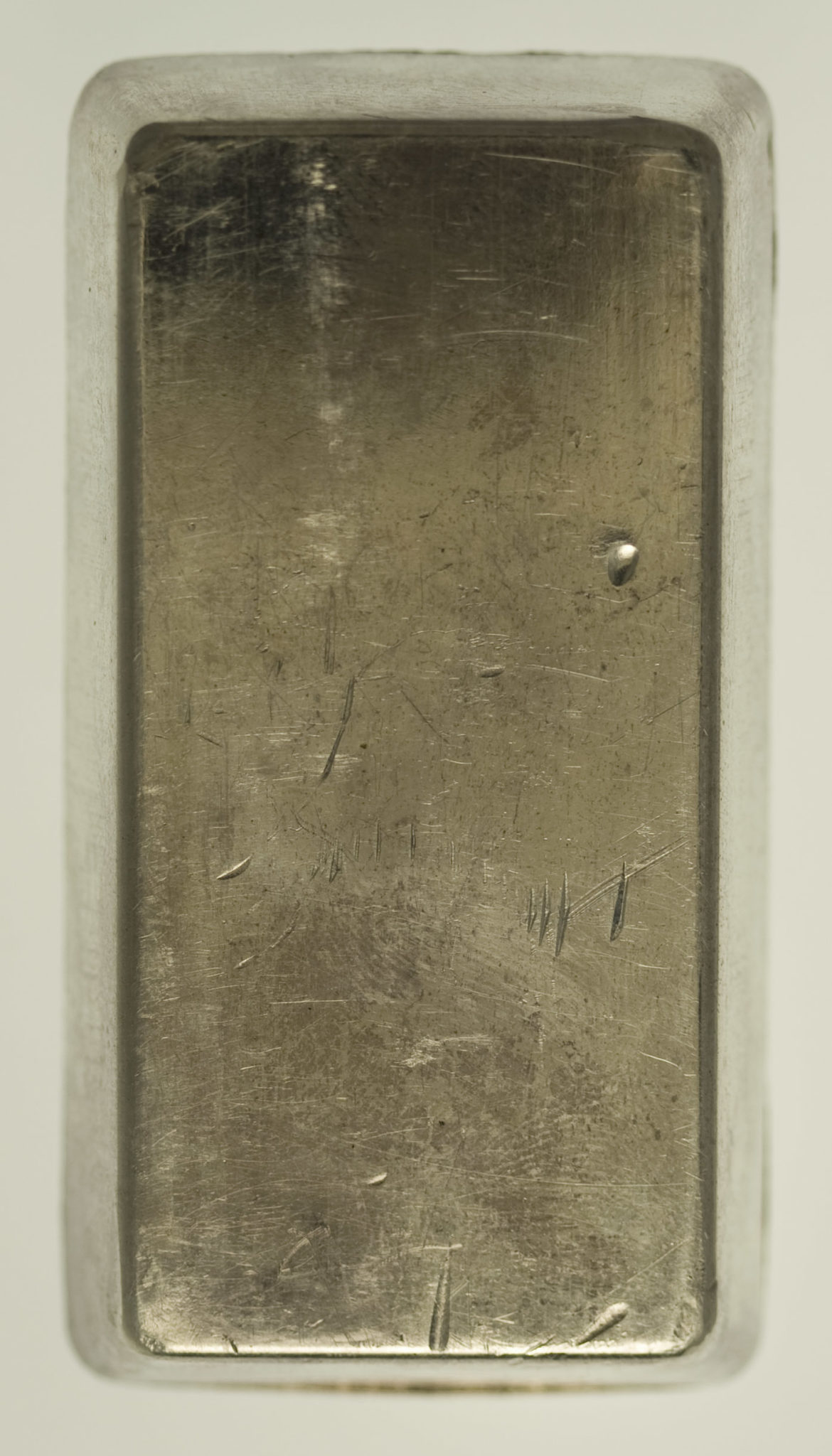 silberbarren - Silberbarren 250 Gramm Degussa
