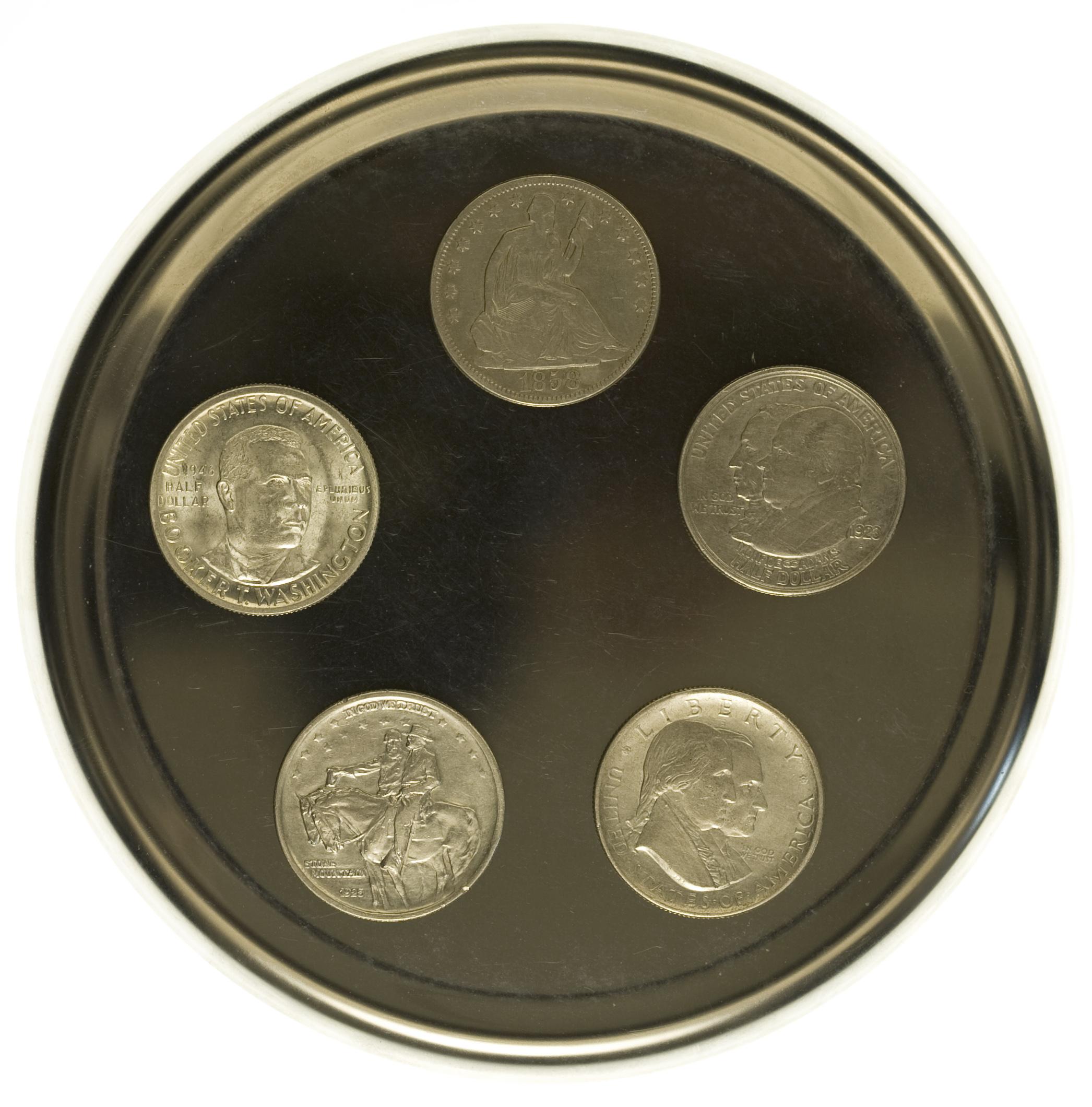Usa Münzen Lot Half Dollar Pro Aurum Numismatik