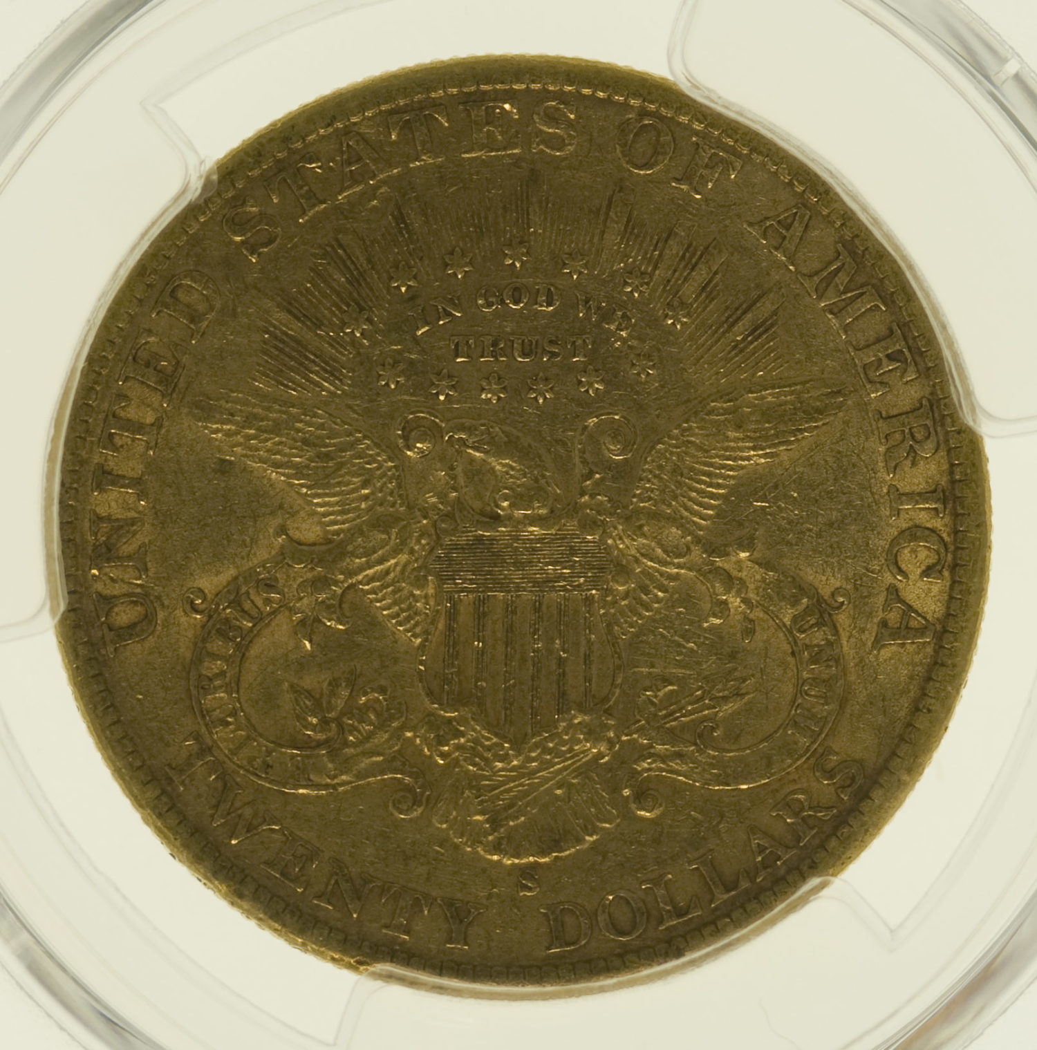 usa - USA 20 Dollars 1900 Liberty / Kopf