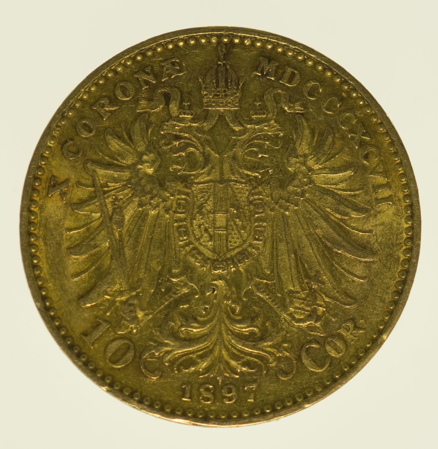 oesterreich - Österreich Kaiserreich Franz Joseph I. 10 Kronen 1897