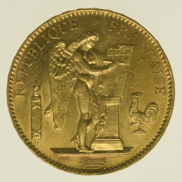 frankreich - Frankreich 100 Francs 1904 A