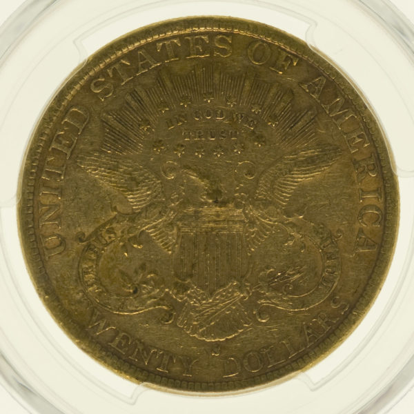 usa - USA 20 Dollars 1899 S Liberty / Kopf