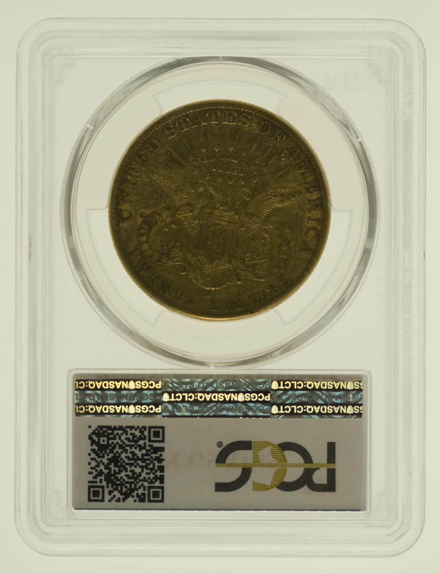 usa - USA 20 Dollars 1900 S Liberty / Kopf