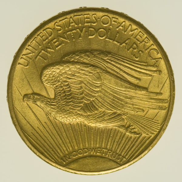 usa - USA 20 Dollars 1911 Statue