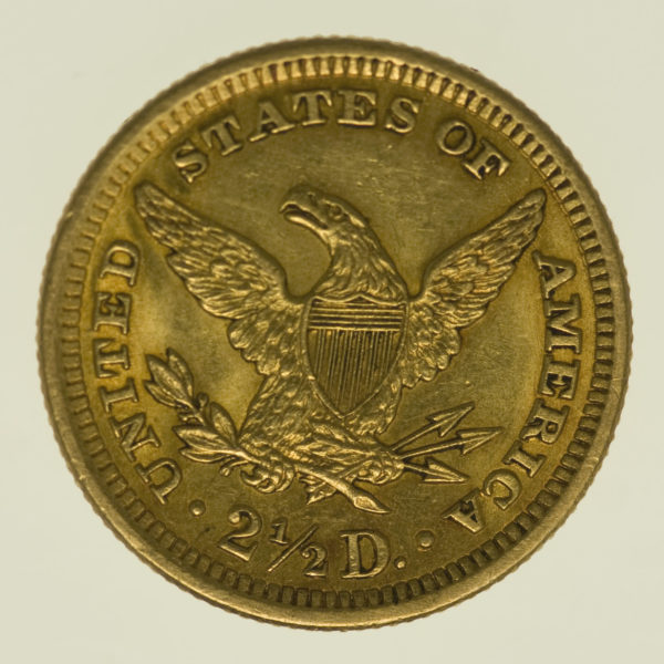 usa - USA 2,5 Dollars 1905 Liberty / Kopf