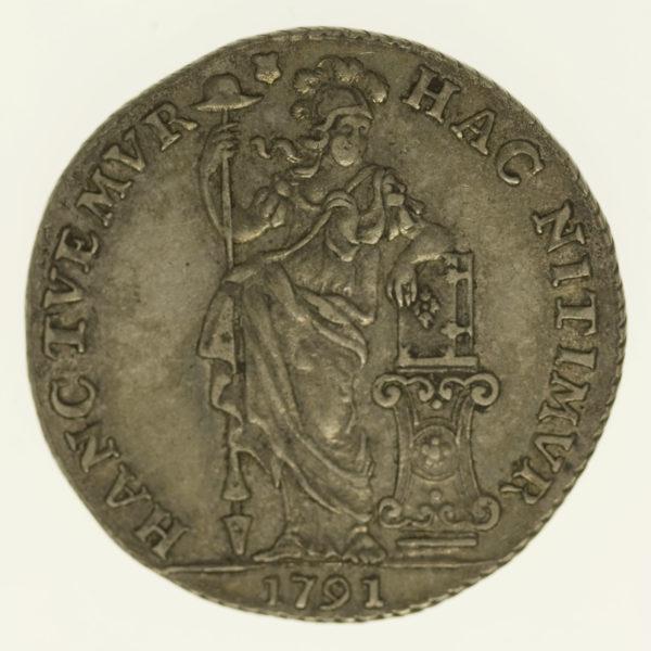 niederlande - Niederlande Gulden 1791