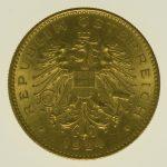 oesterreich - Österreich Erste Republik 20 Kronen1924