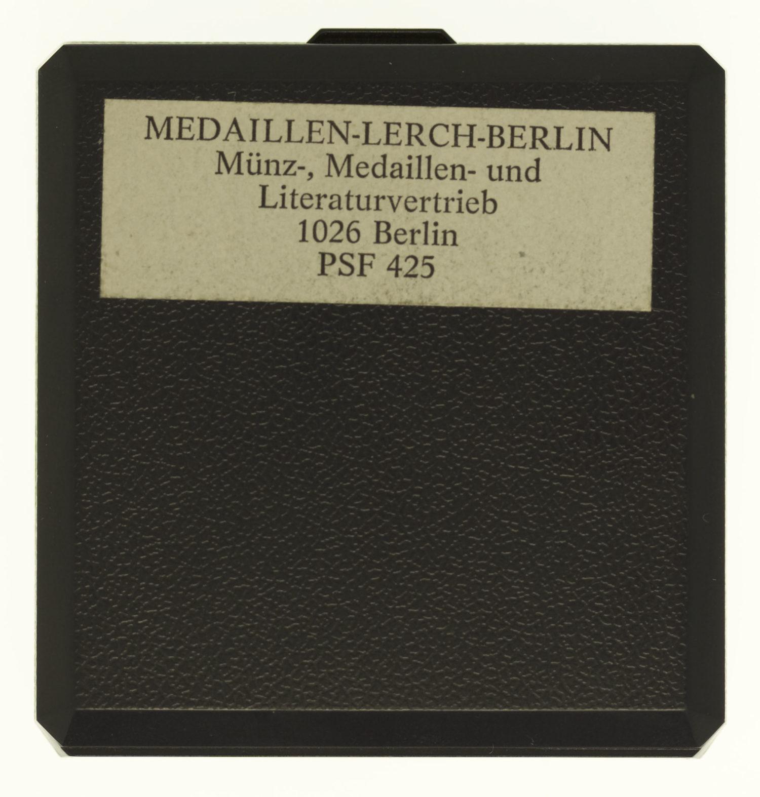 altdeutschland-deutsche-silbermuenzen - Silbermedaille Martin Luther Depaulis Neuprägung durch König