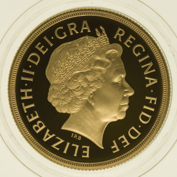 grossbritannien - Großbritannien Elisabeth II. 2 Pounds 2003