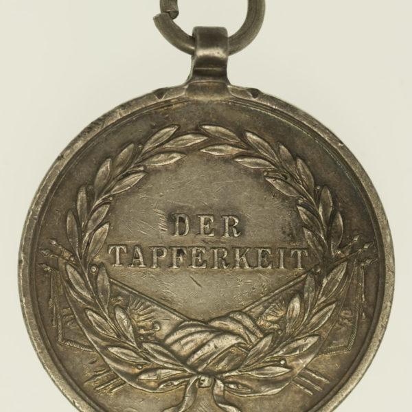 oesterreich-silbermuenzen-uebriges-europa - Österreich Kaiserreich Franz Joseph I. Orden Tapferkeit o.J.
