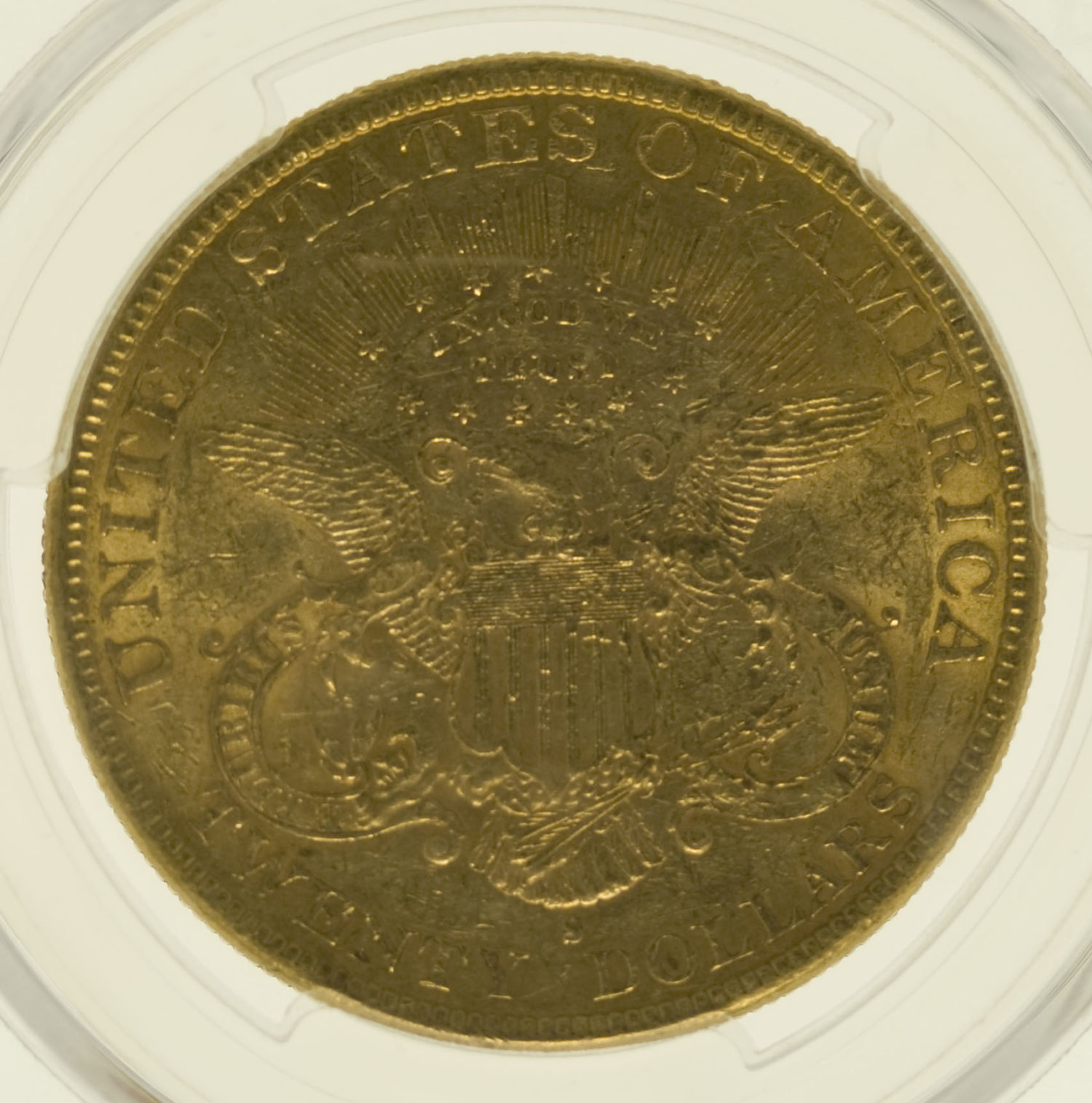 usa - USA 20 Dollars 1894 S Liberty / Kopf