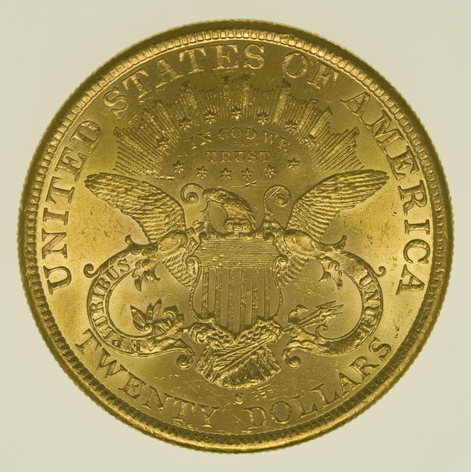 usa - USA 20 Dollars 1898 S Liberty / Kopf