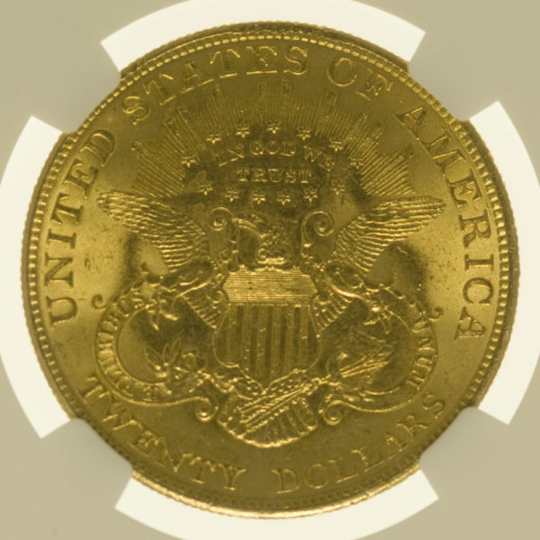 usa - USA 20 Dollars 1904 Liberty / Kopf