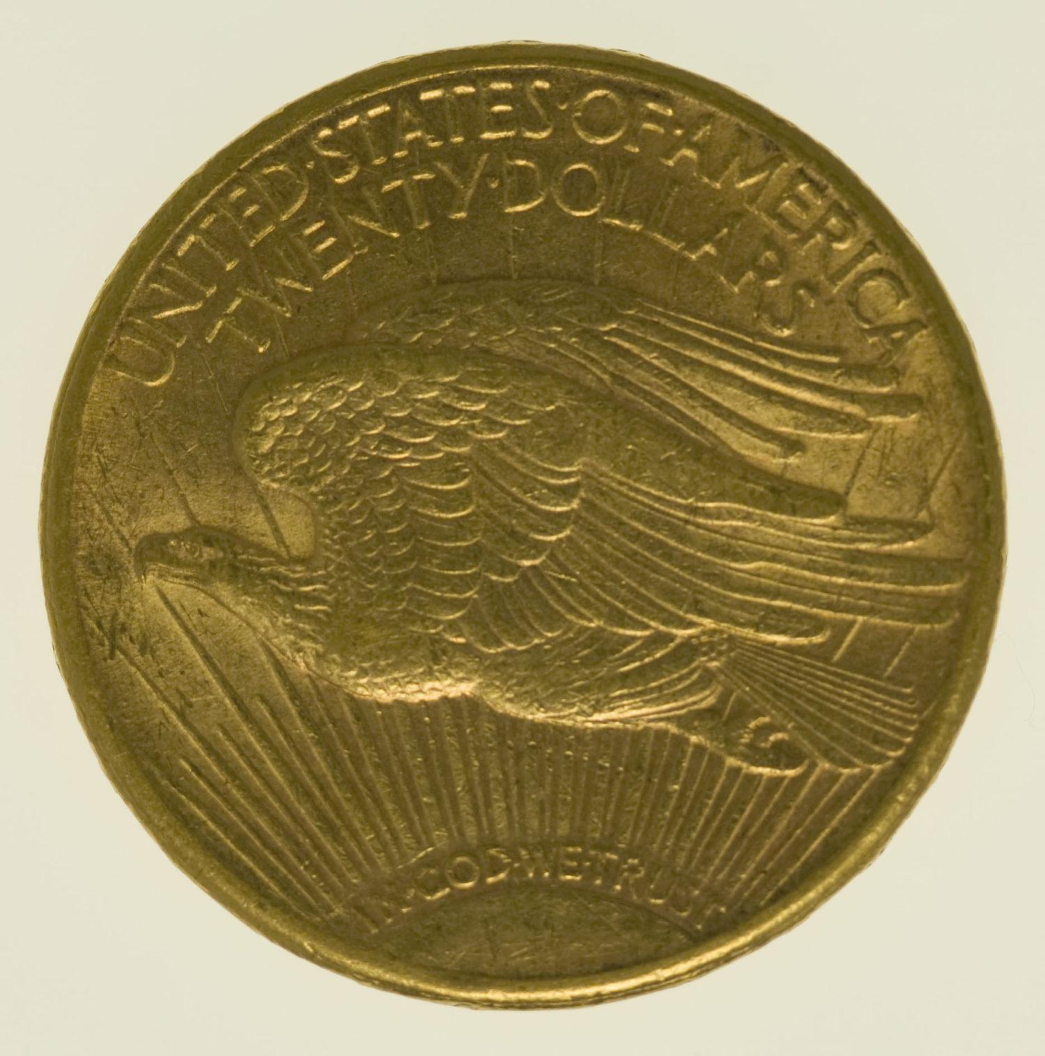 usa - USA 20 Dollars 1910 S Statue