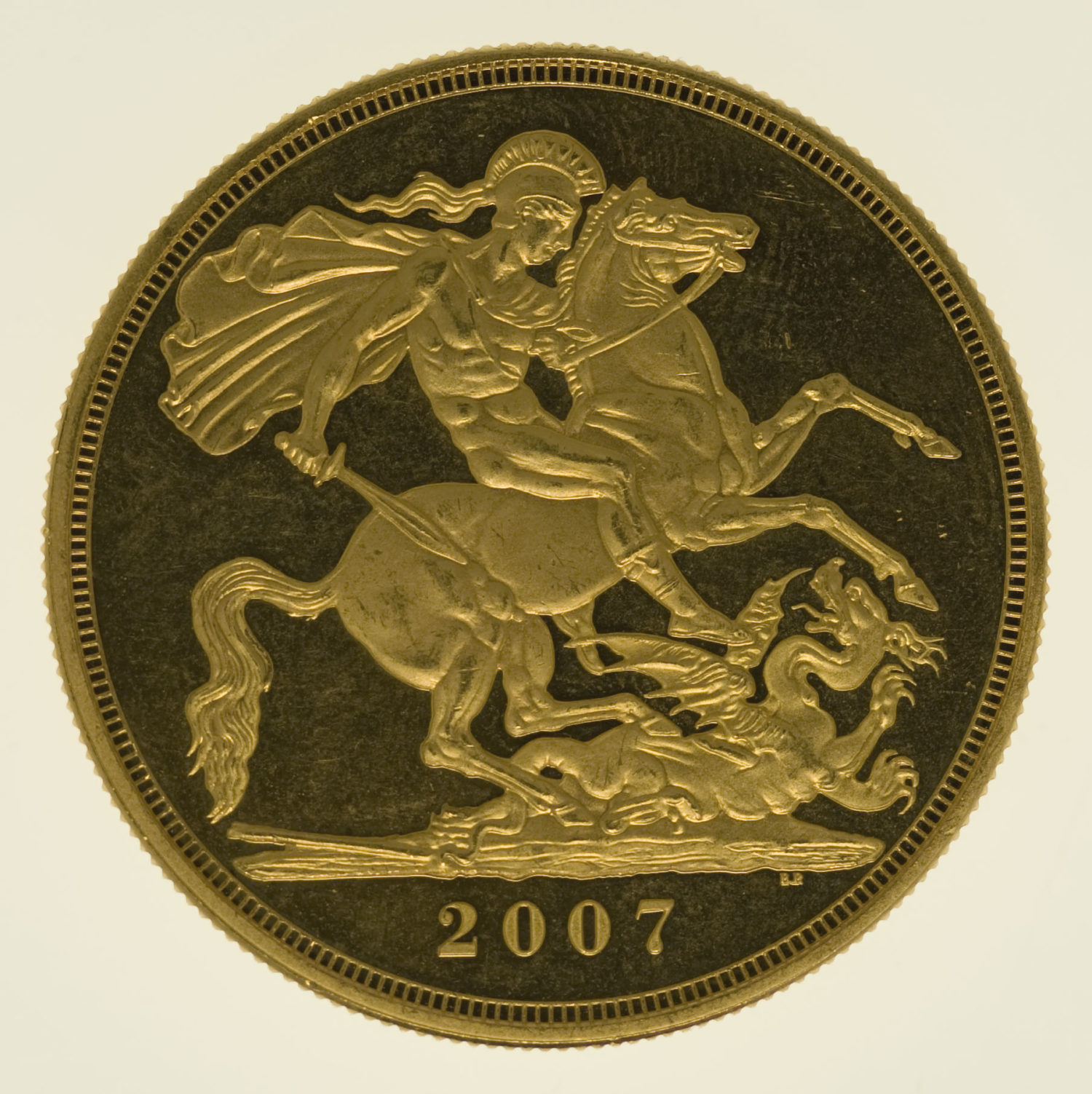 grossbritannien - Großbritannien Elisabeth II. 5 Pounds 2007