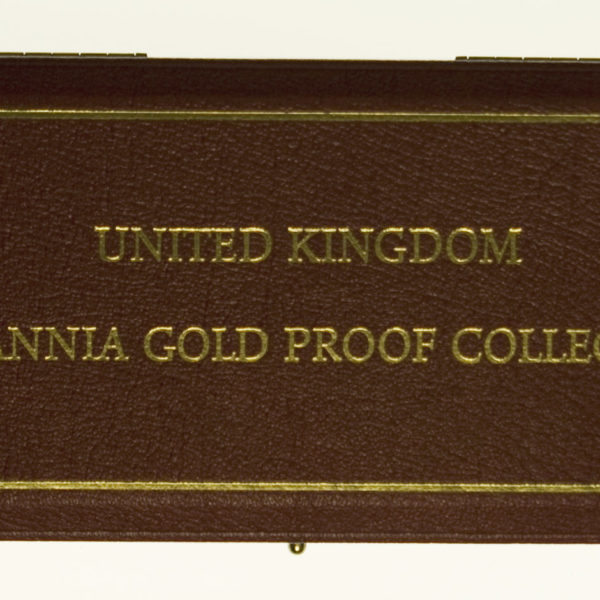 grossbritannien - Großbritannien Elisabeth II. Britannia proof Set 2004