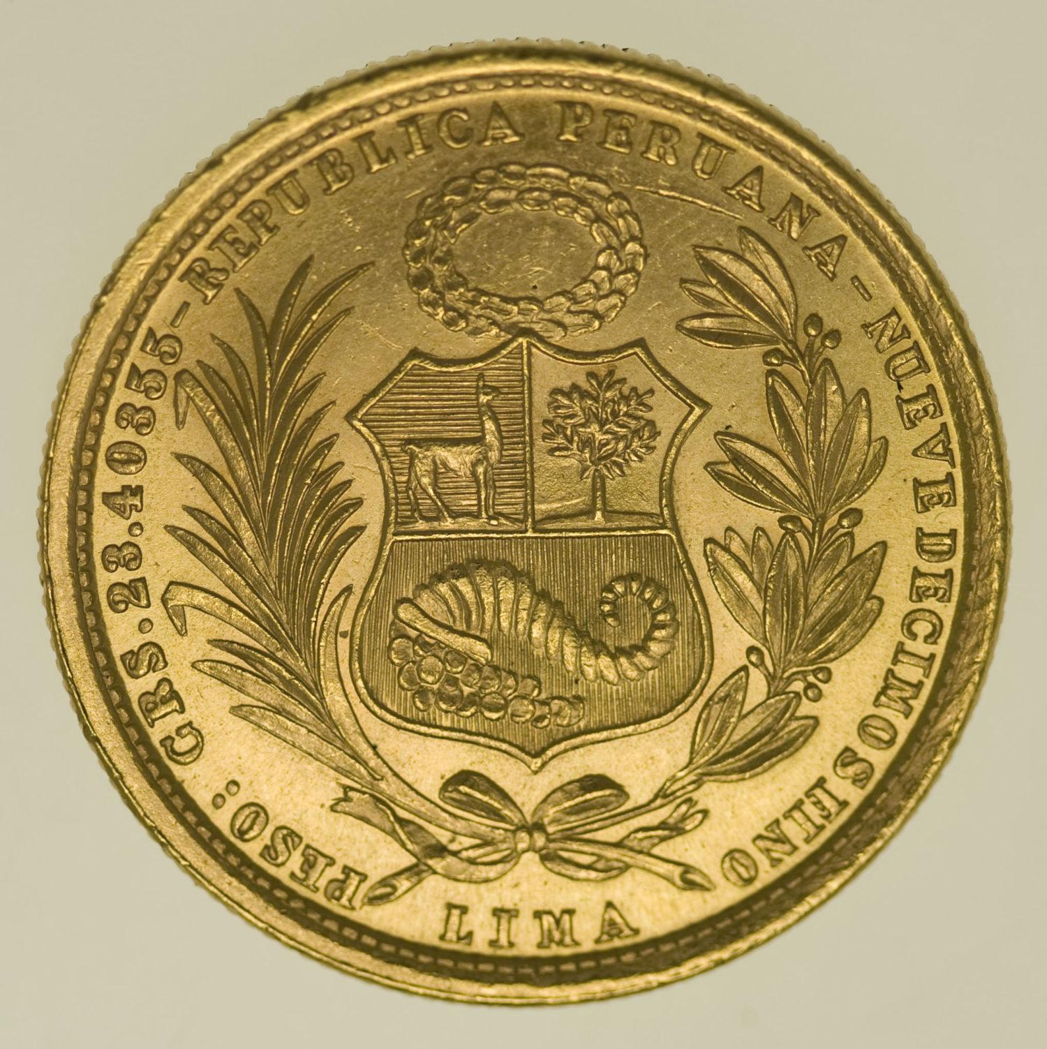 peru - Peru 50 Soles 1960