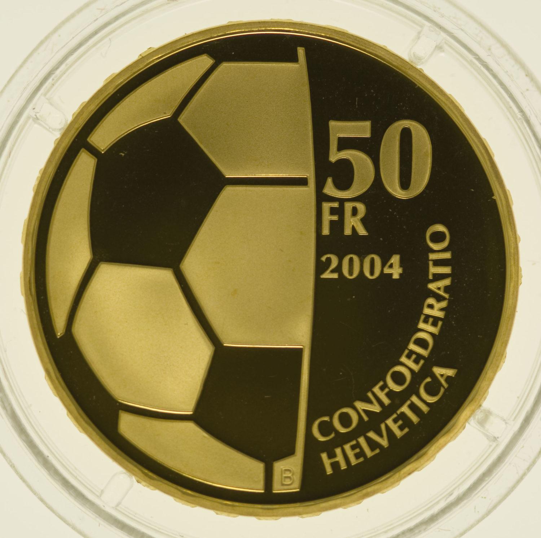 schweiz - Schweiz 50 Franken 2004