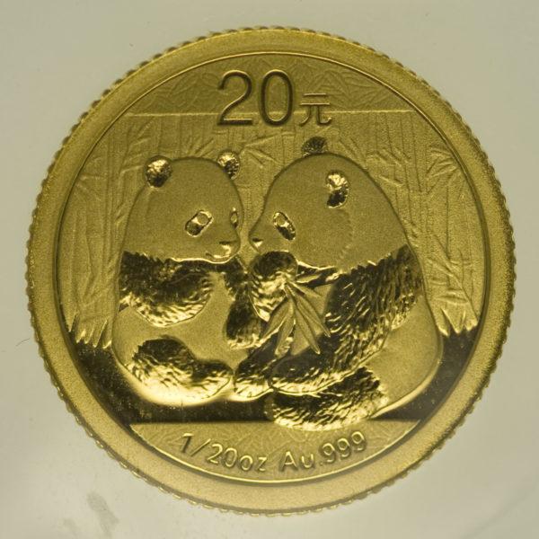 "china-panda - Panda-Münzen: Der ""Emerging Market"" der Numismatik"