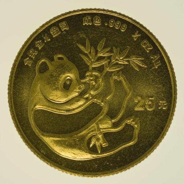 china-panda - Münzen aus China: Exotische Renditebringer gewinnen auch in Europa an Bedeutung