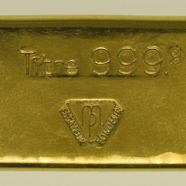 goldbarren - Goldbarren 100 GrammSchweiz S.B.S. Métaux Précieux Metalor Technologies S.A.