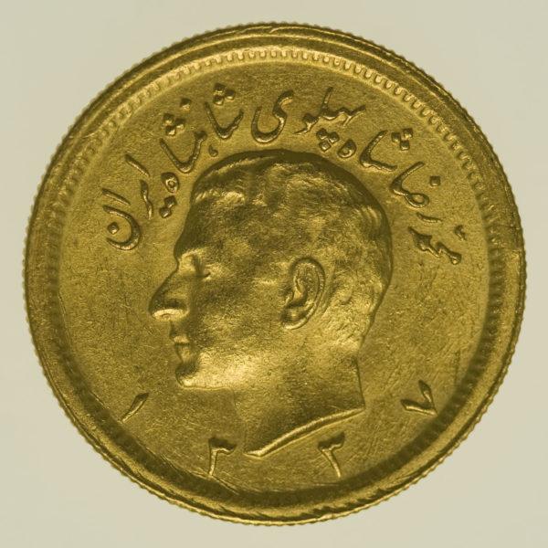 iran - Iran Mohammed Reza Shah 1 Pahlavi 1958