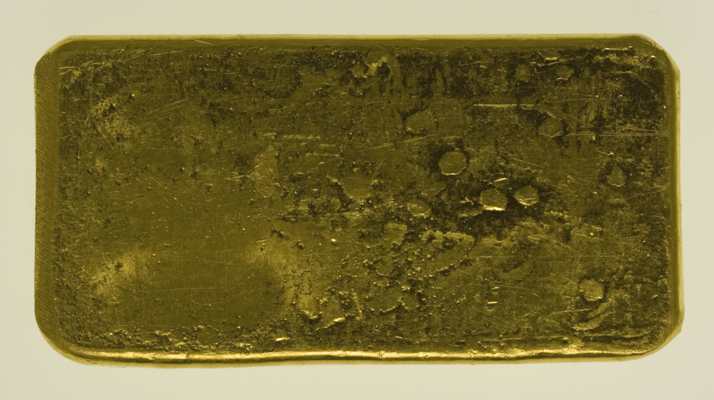 goldbarren - Goldbarren 100 GrammSchweiz S.B.S.