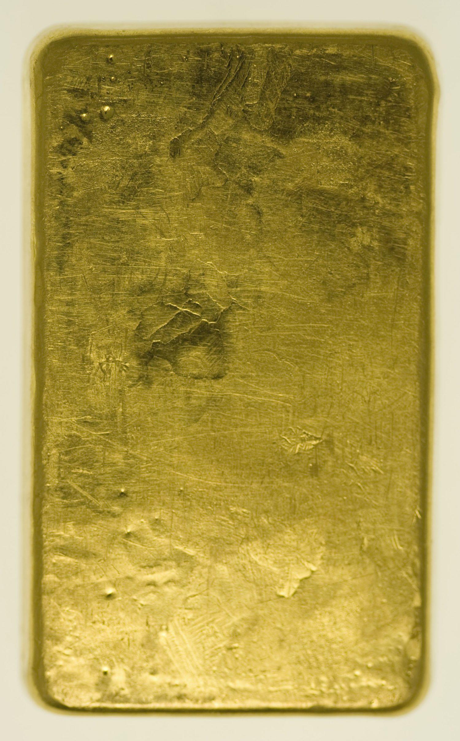 goldbarren - Goldbarren 250 Gramm Argor