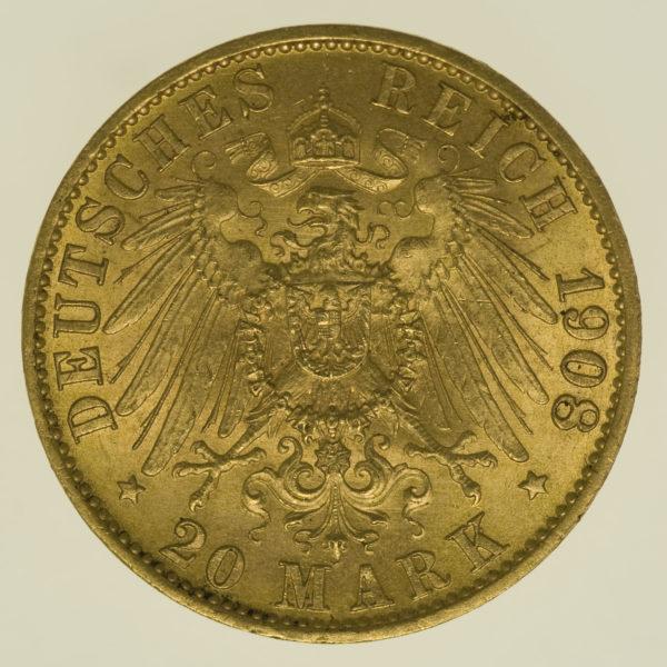 deutsches-kaiserreich - Kaiserreich-Kleinstaaten: Ein Sammelgebiet voller seltener Schätze
