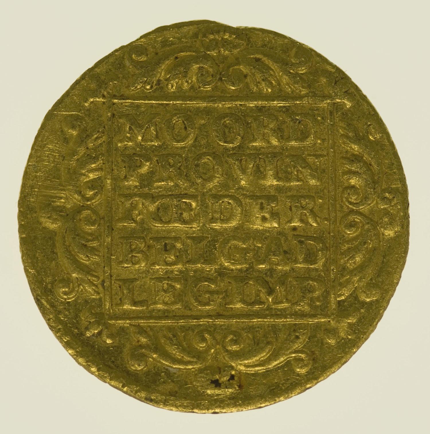 niederlande - Niederlande Geldern Dukat 1763